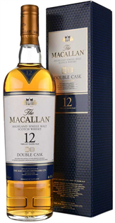 The Macallan Scotch Single Malt 12 Year Double Cask 750ml